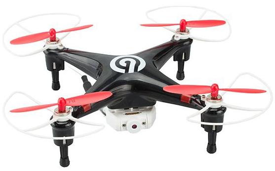 NINETEC Spyforce1 Drohne mit Livebild - Quadrocopter