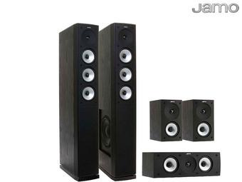 Jamo Home Cinema Speaker Set (S628, S62, S622) Schwarz