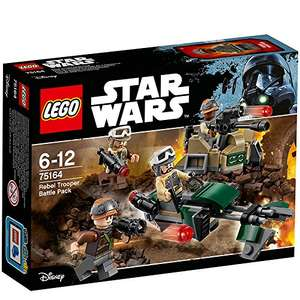 [Amazon Prime] Amazon hat mitgezogen, diverse Lego Battle Packs für 10 Euro.