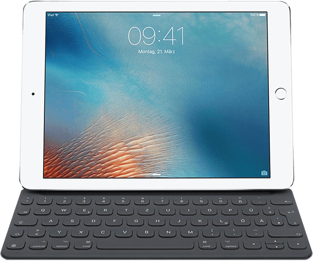 [Telekom Shop] Apple MNKR2D/A Smart Tastatur für Apple iPad Pro 24,63 cm (9,7 Zoll)