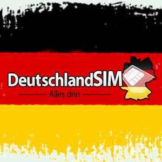 DeutschlandSIM National für 4,99 € / Monat - jetzt mit 1 GB LTE Datenvolumen
