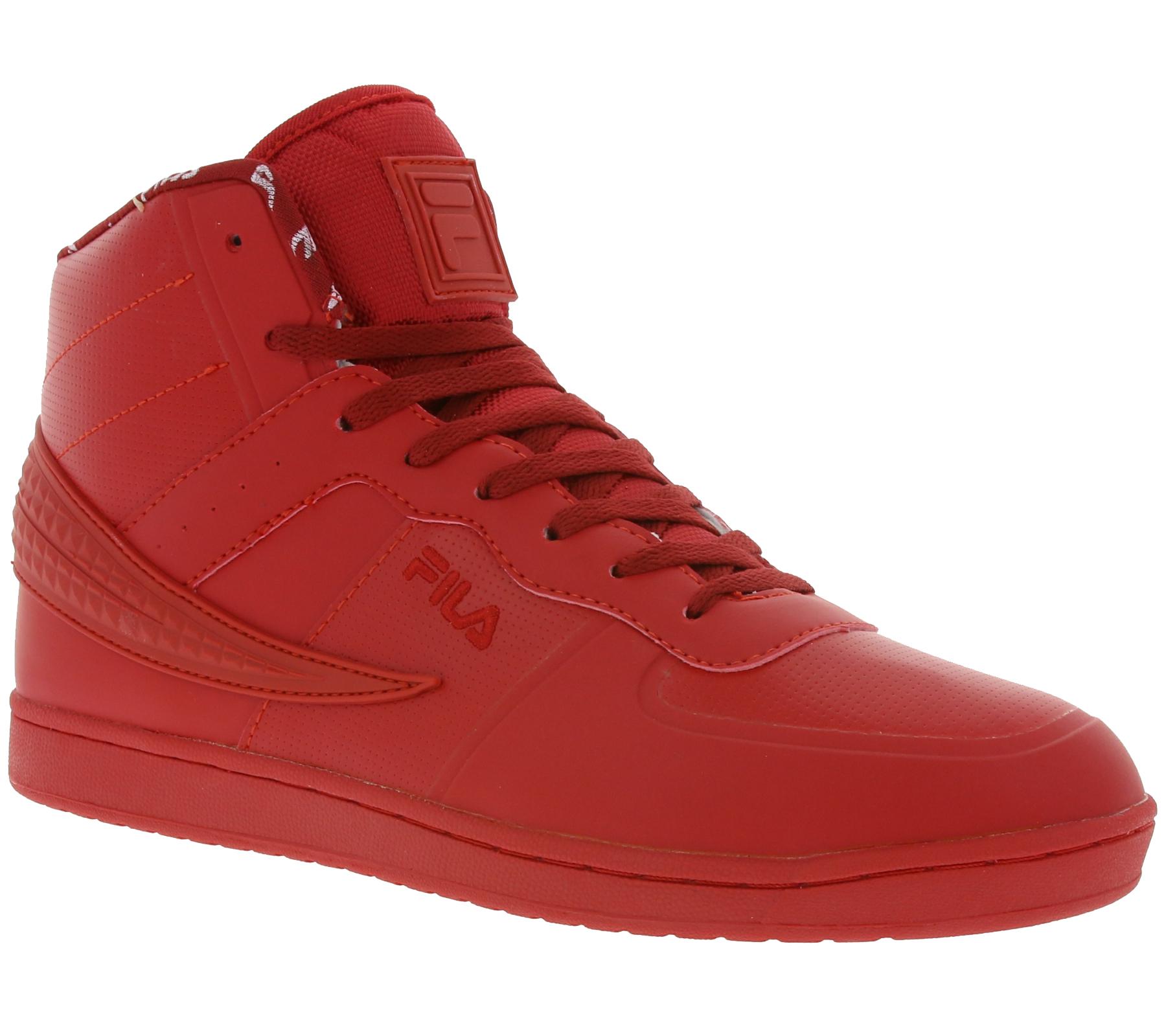 @Outlet46 FILA Falcon 2 Mid Sneaker Rot