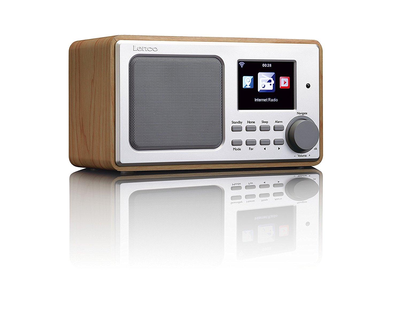 (Amazon) Lenco DIR-100 Internetradio WLAN