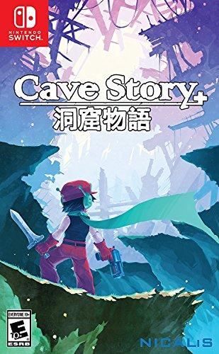 Cave Story+ (Nintendo Switch) für 28,24€ (Amazon.com)