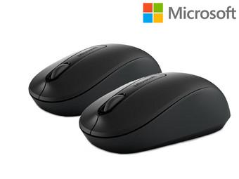 [ibood]     Duo-Pack Kabellose Microsoft-Maus 900