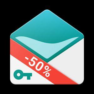 [Android] Aqua Mail Pro Key für nur 2,59€ [-48%]