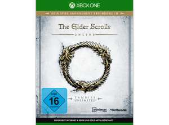 The Elder Scrolls Online: Tamriel Unlimited [Xbox One], media markt