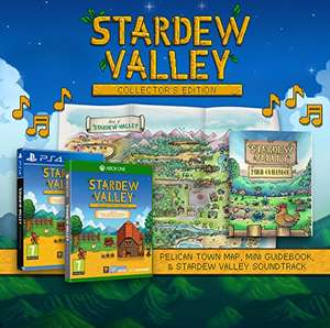 Stardew Valley Collector's Edition (Xbox One & PS4) für je 16,28€ inkl. VSK (Amazon UK)