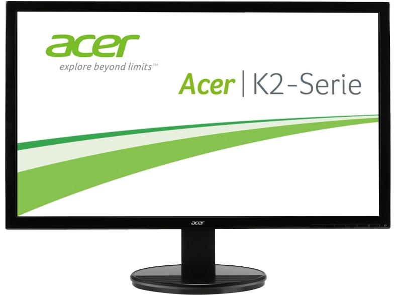 [Saturn] ACER K242HQLC, Monitor mit 60 cm / 23.6 Zoll Full-HD Display, 1 ms Reaktionszeit, Anschlüsse: 1x VGA, 1x DVI, 1x HDMI,TN-Panel für 99,-€*Update..Jetzt Versandkostenfrei