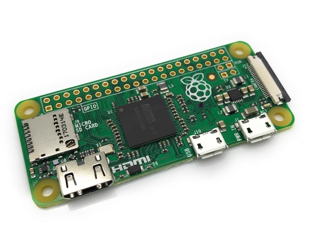 [sertronics] Raspberry Pi Zero v1.3 für 10,56€ oder W für 16,18€