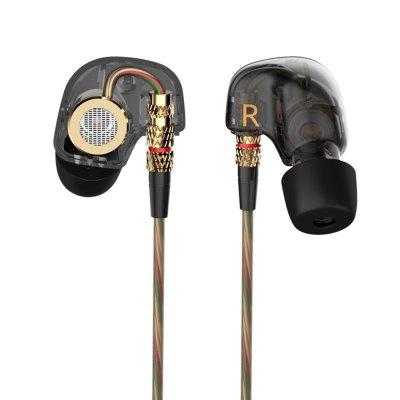 [Gearbest] KZ ATE In-Ear Kopfhörer mit oder ohne Mikrofon