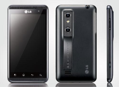 Lg Optimus 3D (P920) im Telekom Shop für 149€