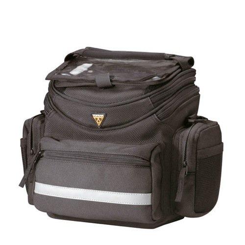 Topeak Lenkertasche TourGuide Handlebar Bag, Black, 5 Liter fur €17.39