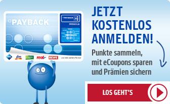 Payback Plus Online (46% Ersparnis für z.B. Amazon Gutscheine)