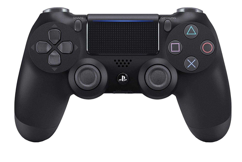 Sony Playstation 4 PS4 Dualshock Wireless Controller V2 2016 in schwarz