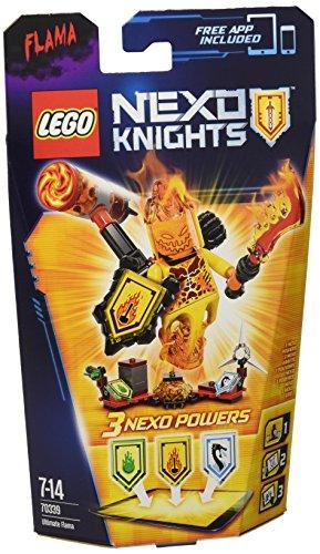 AMAZON PLUS PRODUKT  -  LEGO Nexo Knights 70339 für 2,99 oder LEGO Nexo Knights 70338 für 3,40
