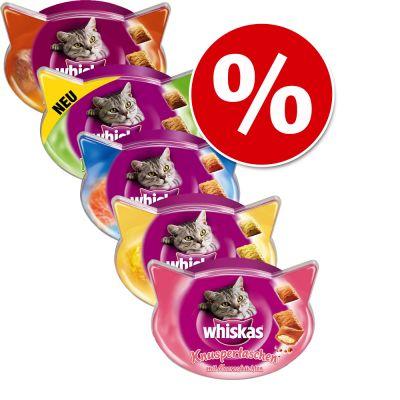 1€ Rabatt bei Whiskas® Snack-Produkten