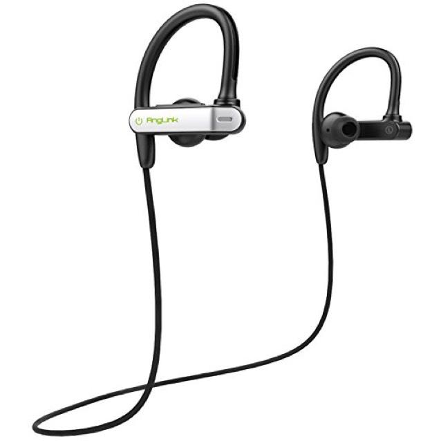 AngLink Bluetooth V4.1 Kopfhörer Sport Wireless Headset mit apt-X    20%. Rabatt Code 15,19€