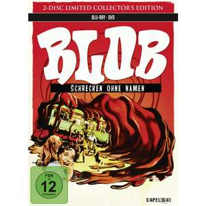 The Blob - Limited Collector's Edition (Blu-ray + DVD) 4K Mastered für 5,99€ (Müller)