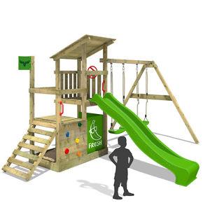 [eBay] FATMOOSE FruityForest Fun XXL Holz-Spielturm
