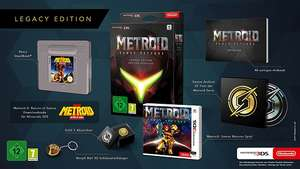 Metroid – Samus Returns Legacy Edition (3DS) für 69,99€ (Saturn)