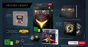 Metroid: Samus Returns Legacy auf gameware.at