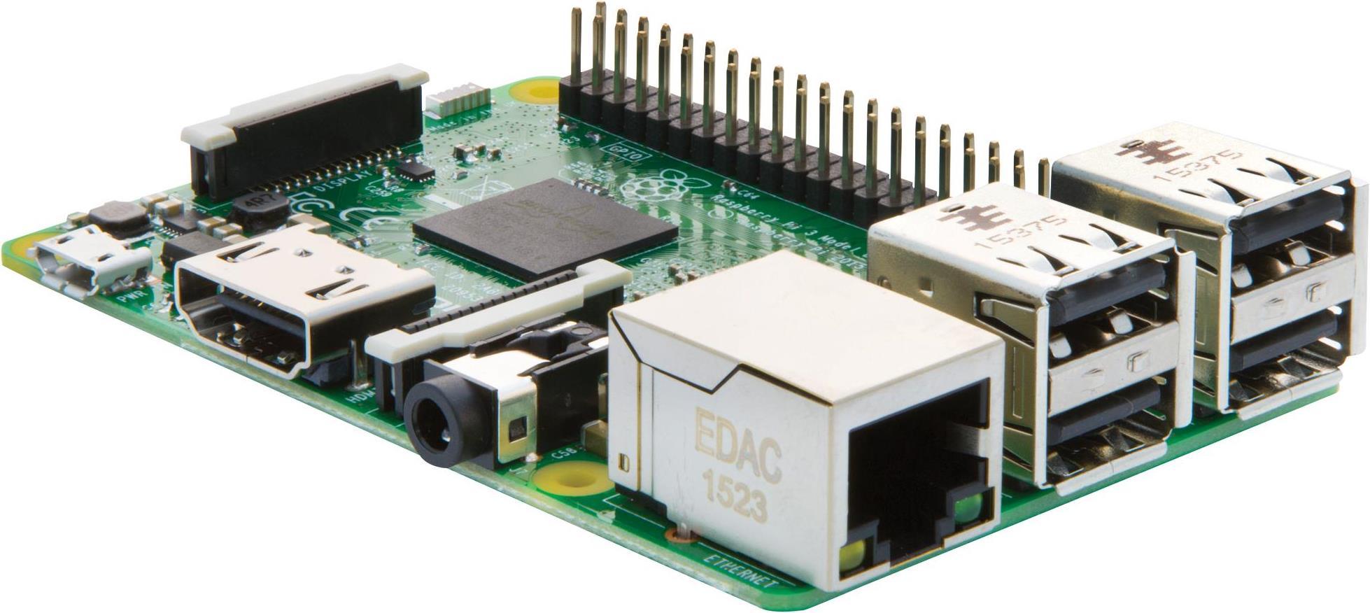[Schweiz/Pendler] Raspberry Pi 3 Tagesangebot 33 SFR (~30,75€) bei digitec.ch