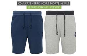 CONVERSE Core Shorts Herren für je 14,99€ [Outlet46]