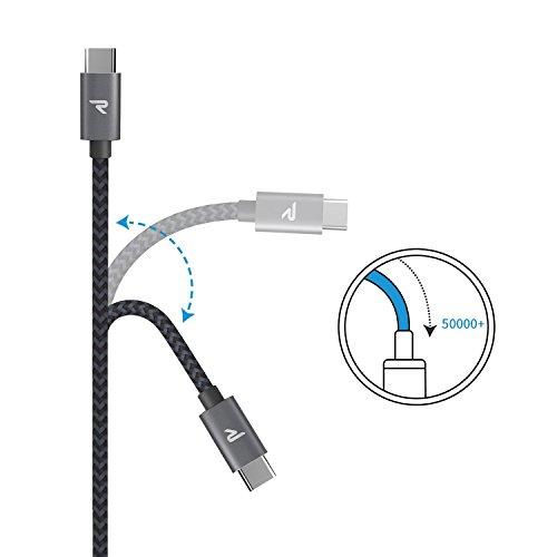 [Amazon] Rampow USB C Kabel 2m mit Nylonummantelung