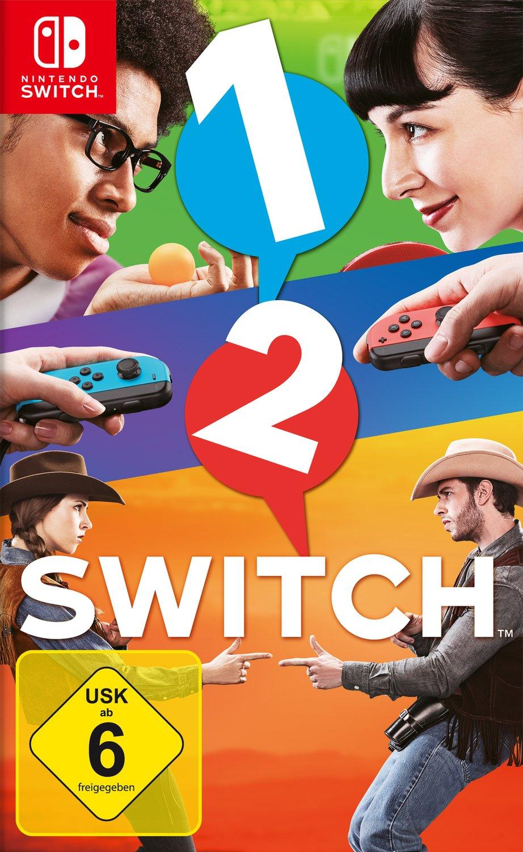 1-2-Switch - Nintendo Switch / für nur 22€ versandkostenfrei bei Saturn !