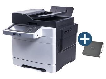 [ibood] Lexmark Druckerdealz z.B. Lexmark CX510de MFP + WLAN-Druckserver