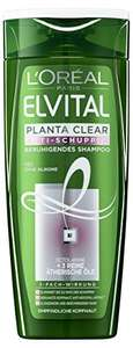 Amazon - L'Oréal Paris Elvital Planta Clear Anti-Schuppen 6er Pack (6 x 250 ml)