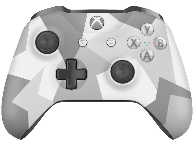 Xbox Wireless Controller S (Winter Forces Special Edition Bluetooth) ab 38,42€ versandkostenfrei (Saturn + Amazon + eBay Saturn)