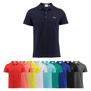 Lacoste (Sport) Herren Poloshirt kurzarm Slim Fit Größen 3 4 5 6 7 8 vers. Farben NEU für 31,92 € [engelhorn@eBay]