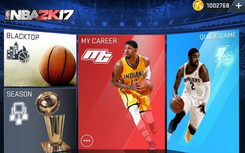 [Google Play] [iOS] NBA 2k17 für 3,09 bzw 3,49 statt 7,99