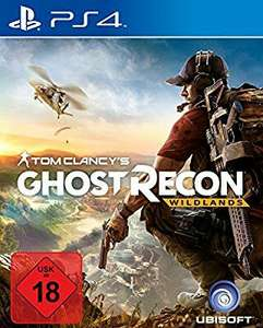 Tom Clancy's: Ghost Recon Wildlands - [PlayStation 4], amazon und saturn
