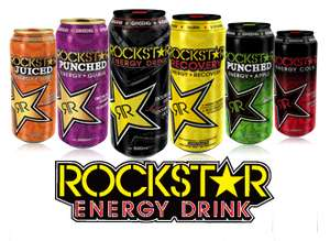 [Kaufland] Rockstar Energy Drink für 0,95