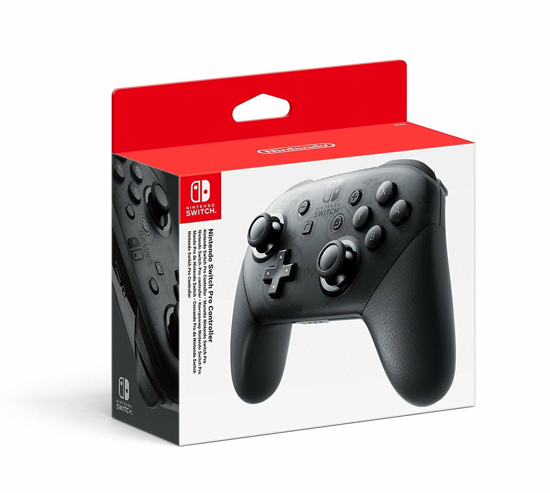 Nintendo Switch Pro Controller für 50,99€ (nur eBay Plus) oder 59,99€ (Amazon / eBay)