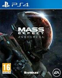 Mass Effect Andromeda (PS4) PEGI version für 20€