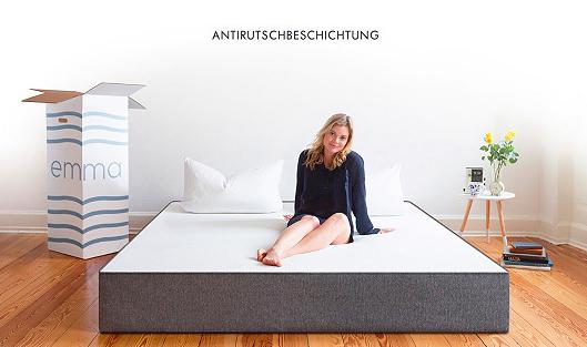 One Day Aktion bei [Vente Privee] Emma Matratzen ab 179€ (80x200cm) 50% Rabatt auf alle Größen
