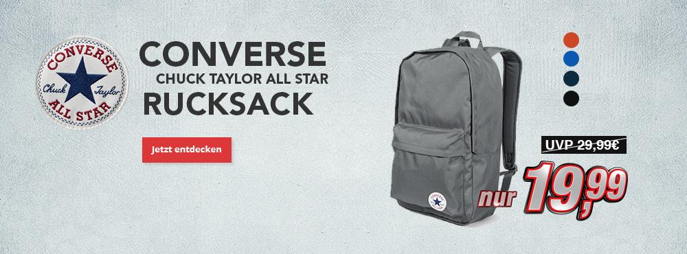 Converse Rucksack nur 19,99€