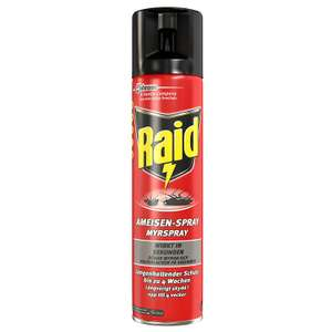 @Amazon Plus - Raid Ameisen-Spray, 2er Pack (2 x 400 ml)