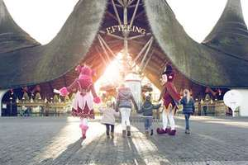 Freizeitpark Efteling, Niederlande - 5% Rabatt beim Anbieter 365Tickets