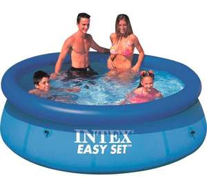 - WIEDER DA - Intex Easy Pool Set 305 x 76 inkl. Filter @XXXLShop