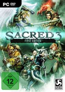 [CDKEYS][PC] Sacred 3 - First Edition