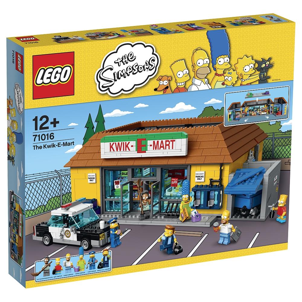 Lego Simpsons (71016) Kwik-E-Mart für 159,98€ [Toys R Us]