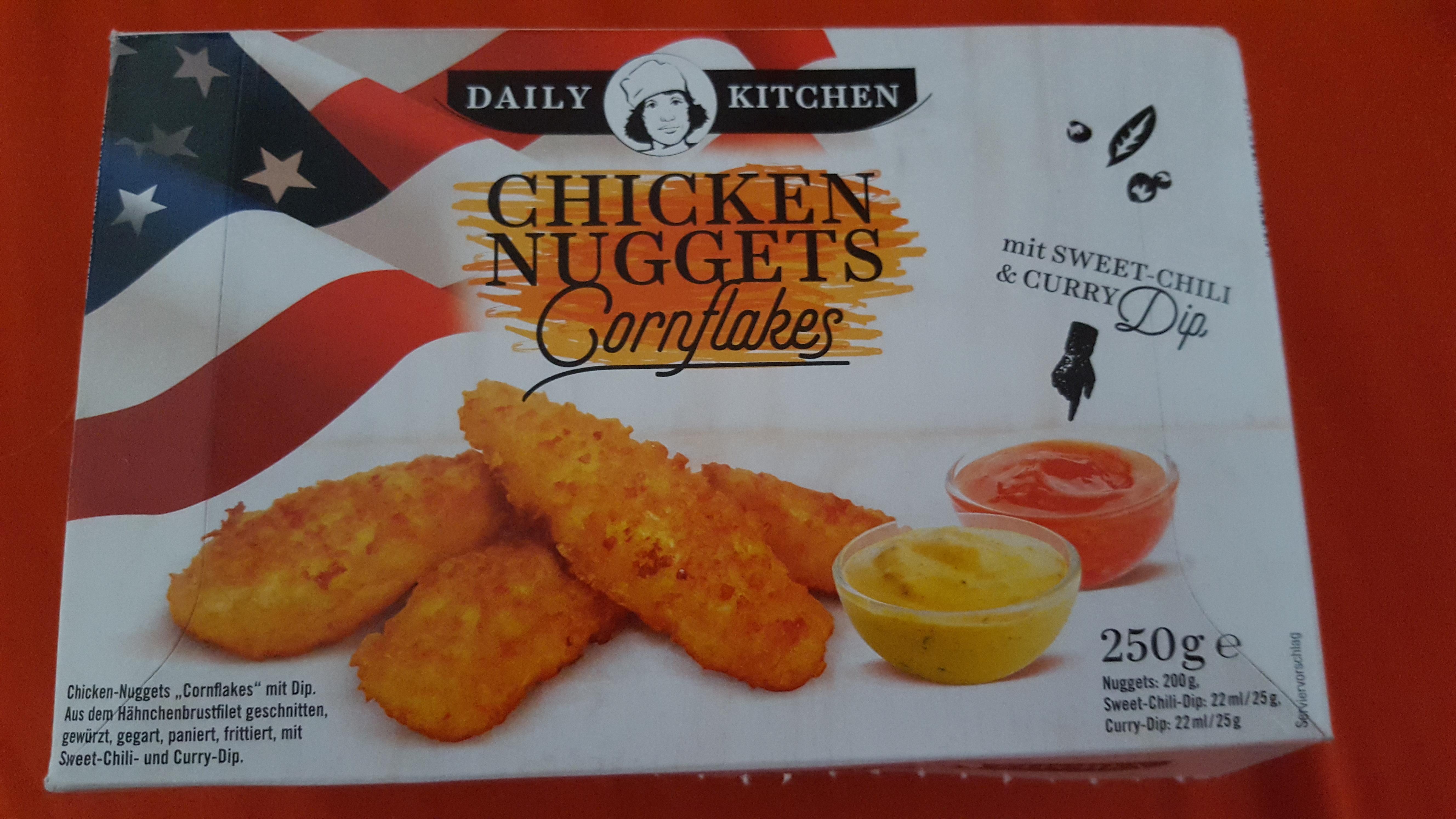 [Kaufland] 250g Packung Chicken Nuggets mit 2 Dips