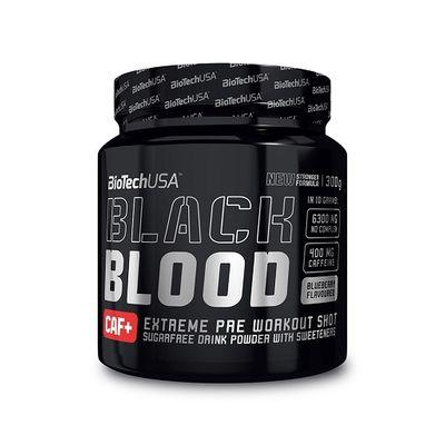 BiotechUSA Black Blood CAF+ | Pre-Workout (Booster) Dein-Supplement.de