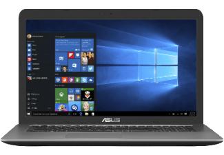 ASUS R753UW Notebook (17,3'' FHD matt, i5-7200U, 8GB RAM, 1TB HDD, Geforce 960M, USB Typ-C, Wlan ac + Gb LAN, Win 10) für 666€ [Mediamarkt]