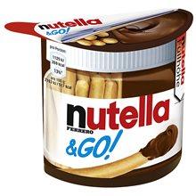 Nutella & Go 52g für 0,66€ bei Zimmermann ab nächster Woche